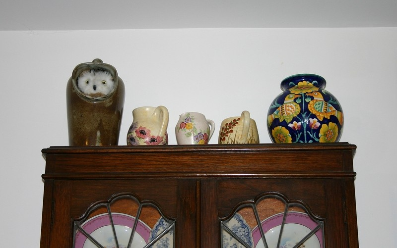 The Friars Pottery, Aylesford. Owl10