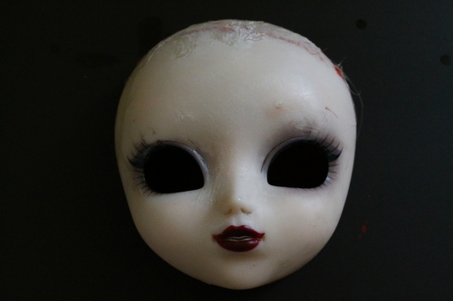Mes Make-up ^^ ( Pullip / Blythe / Dollfie / BJD) Maj p.1 Horreu10