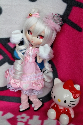 Mes Make-up ^^ ( Pullip / Blythe / Dollfie / BJD) Maj p.1 Kitty010