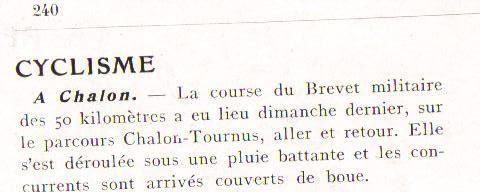 Coupure de journal Brevet11