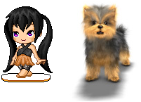 Foopets transformation on fantage avater! Foreve10