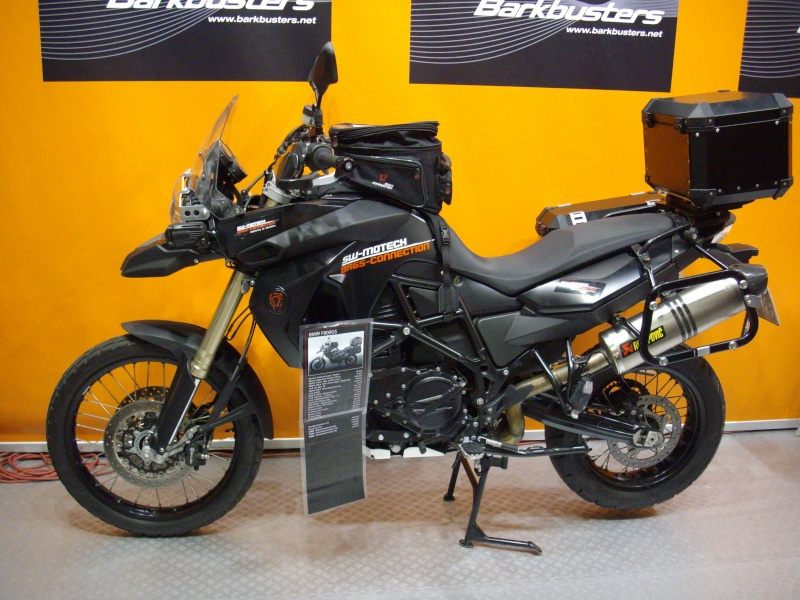BMW F800GS - on & off road test  2510