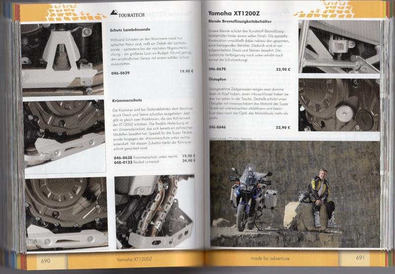 YAMAHA XT1200Z Accessoires TOURATECH Page413