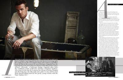 Magazine August Man Camaug11