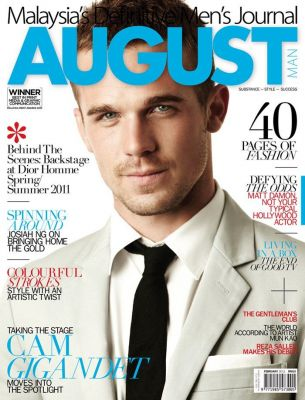 Magazine August Man Camaug14