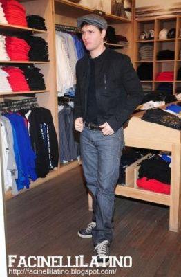 Peter # Armani Store Peter210