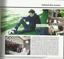 Zoey Magazine & Scan Zoey510