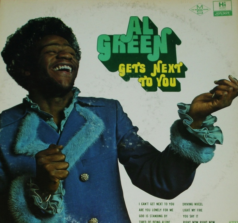 Al Green - Gets Next to You (1971) Algree10