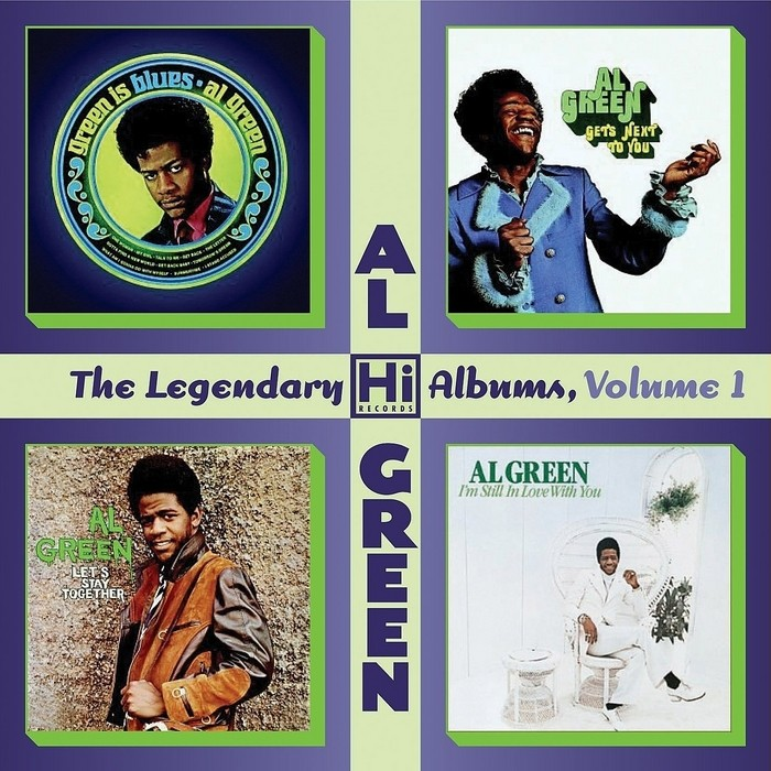 Al Green - Gets Next to You (1971) Cs143510