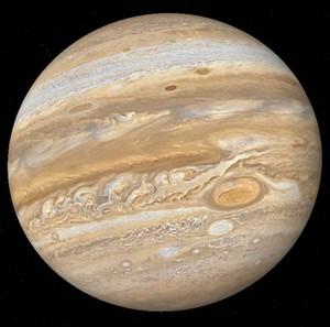 Les planètes Jupite10