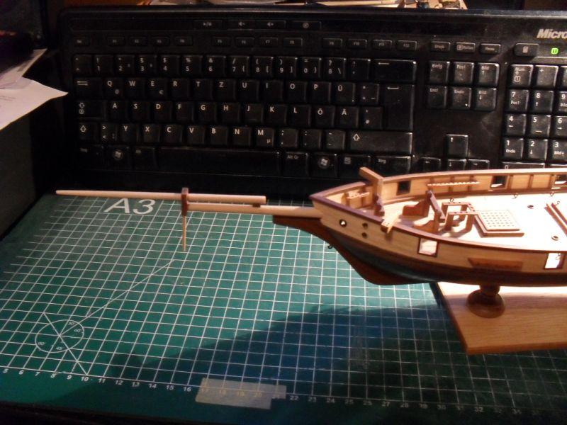 Albatros von Constructo 215
