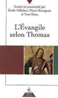 l'Evangile selon Thomas Evangi11