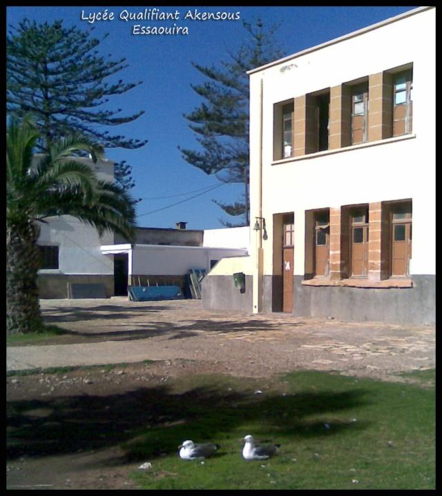Anciennes Ecoles de Mogador * مـــــدارس الصويـــــرة القديمة Akns10