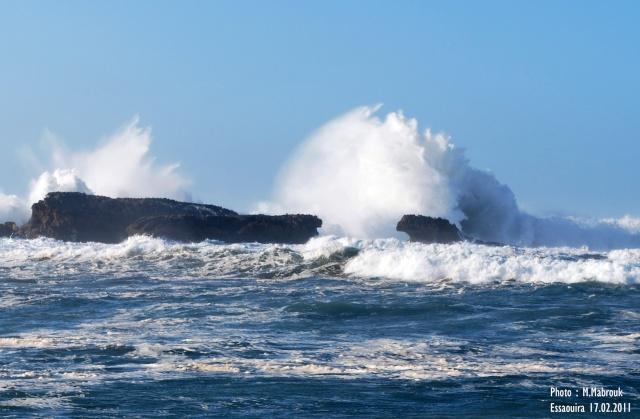 Vagues * أمواج Essvag10