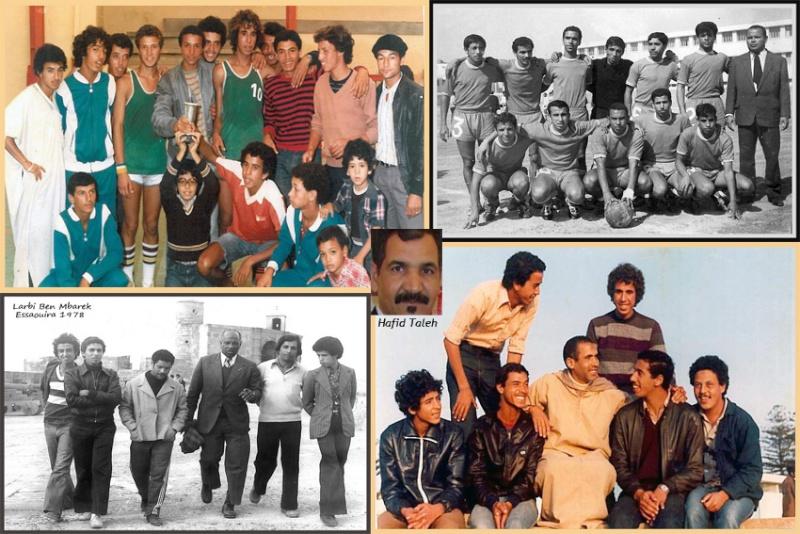 Le footbal à Mogador Taleh810