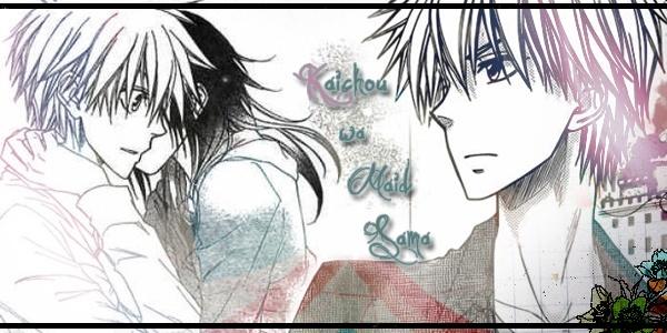 ♣ Bienvenue sur Kaichou Wa Maid Sama Rpg ! ♣