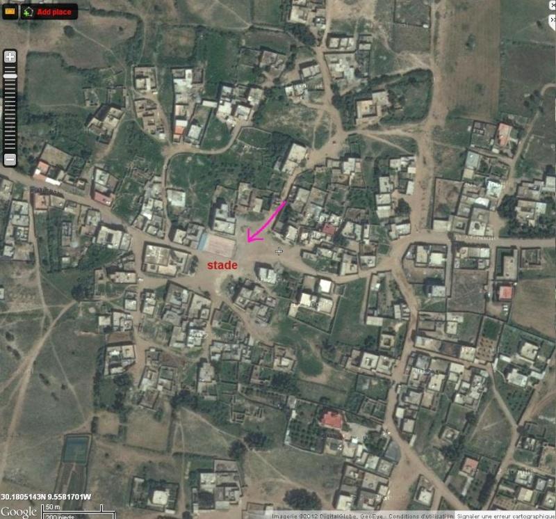 Ouled Mimoun se dote d'un stade omnisport Kharba10