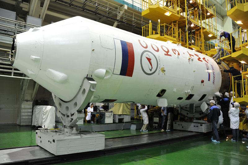 Lancement & fin de mission de Soyouz TMA-10M  - Page 2 Soyuz112
