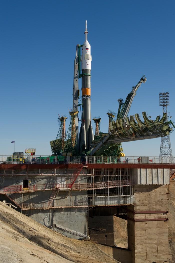 Lancement & fin de mission de Soyouz TMA-10M  - Page 2 Soyuz116
