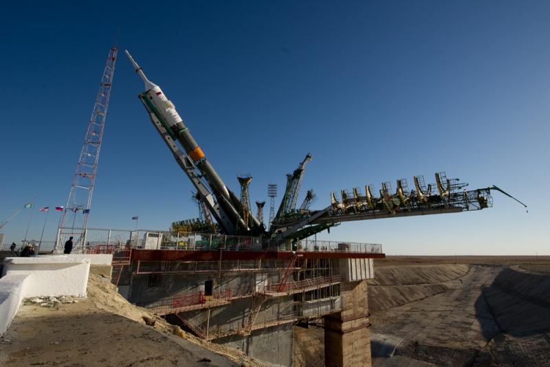 Lancement & fin de mission de Soyouz TMA-10M  - Page 2 Soyuz117