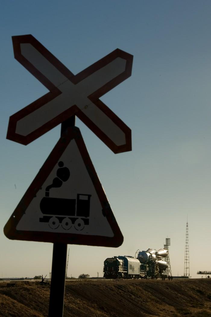 Lancement & fin de mission de Soyouz TMA-10M  - Page 2 Soyuz118