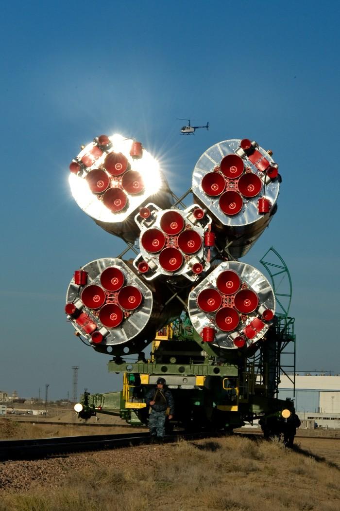 Lancement & fin de mission de Soyouz TMA-10M  - Page 2 Soyuz119