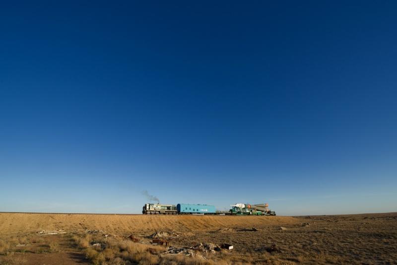 Lancement & fin de mission de Soyouz TMA-10M  - Page 2 Soyuz120