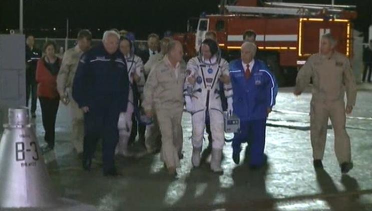Lancement & fin de mission de Soyouz TMA-10M  - Page 3 Soyuz124