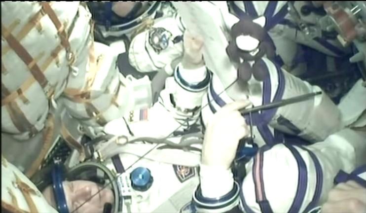 Lancement & fin de mission de Soyouz TMA-10M  - Page 3 Soyuz127