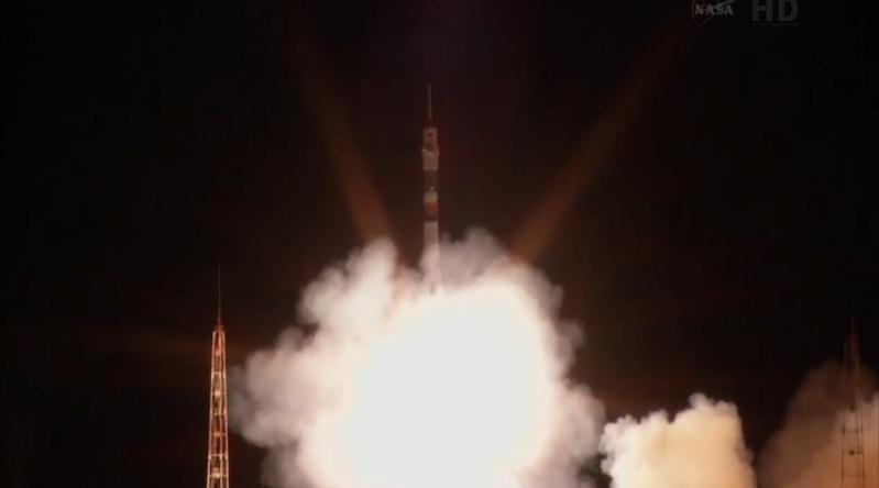 Lancement & fin de mission de Soyouz TMA-10M  - Page 3 Soyuz132