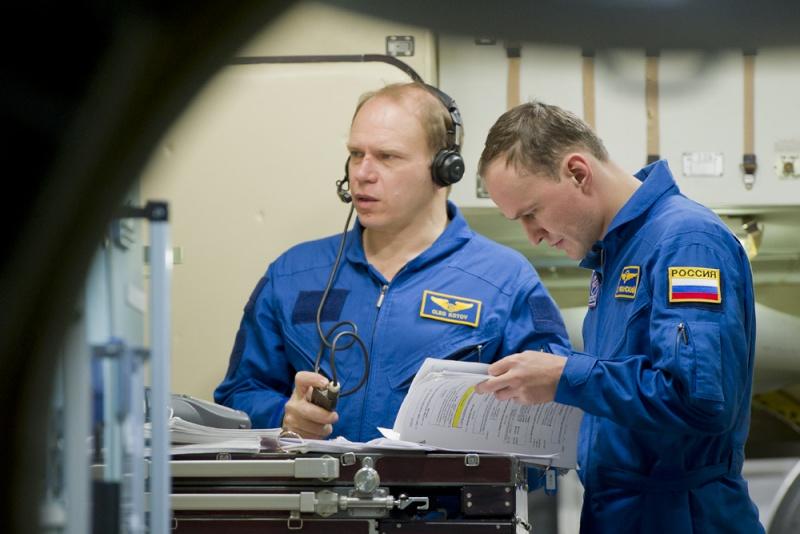 Lancement & fin de mission de Soyouz TMA-10M  Soyuz_19