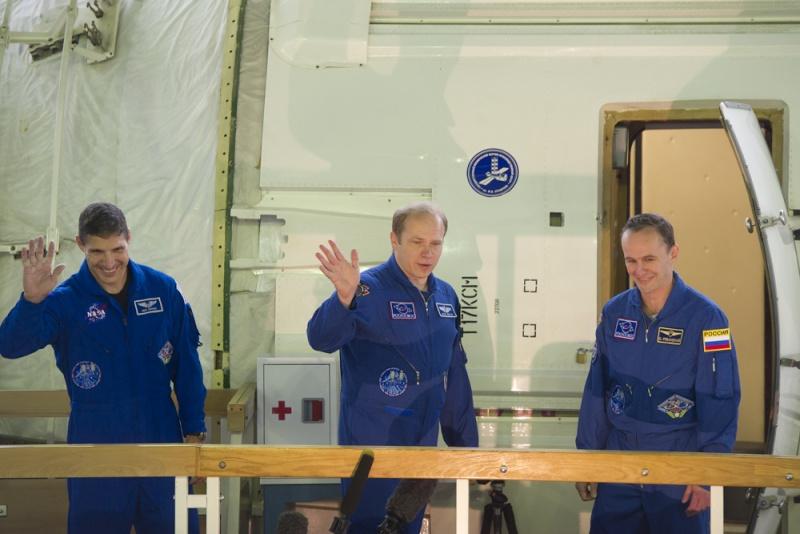 Lancement & fin de mission de Soyouz TMA-10M  Soyuz_21