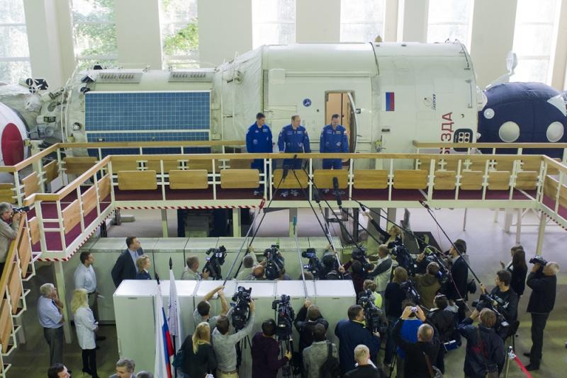 Lancement & fin de mission de Soyouz TMA-10M  Soyuz_22