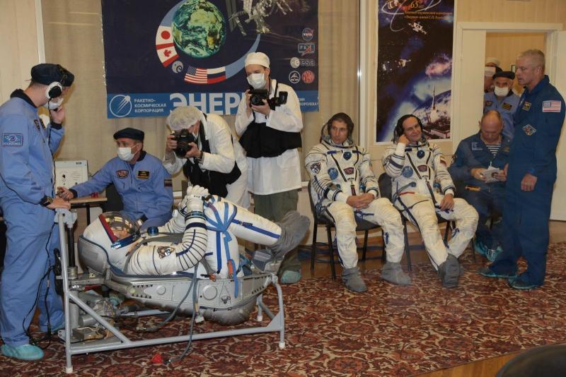 Lancement & fin de mission de Soyouz TMA-10M  Soyuz_56