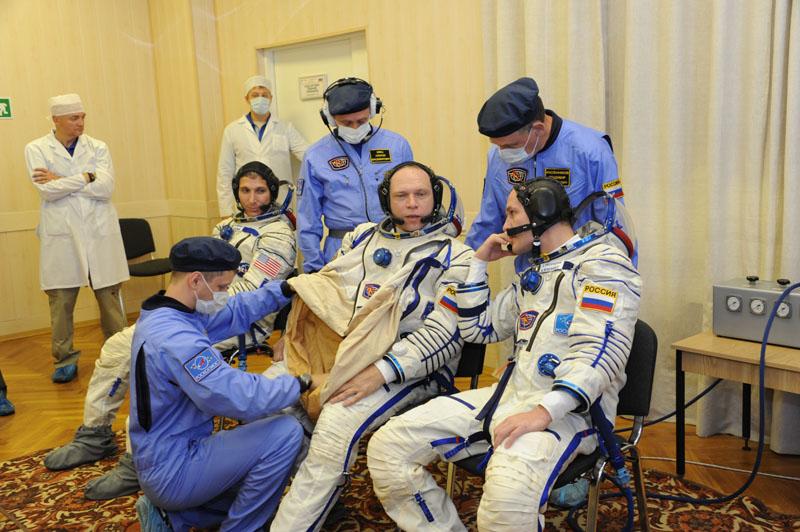 Lancement & fin de mission de Soyouz TMA-10M  Soyuz_61