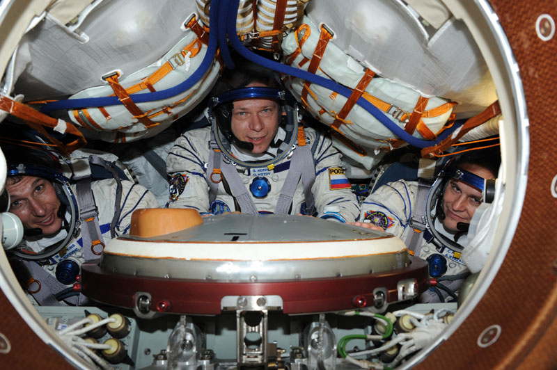 Lancement & fin de mission de Soyouz TMA-10M  Soyuz_66