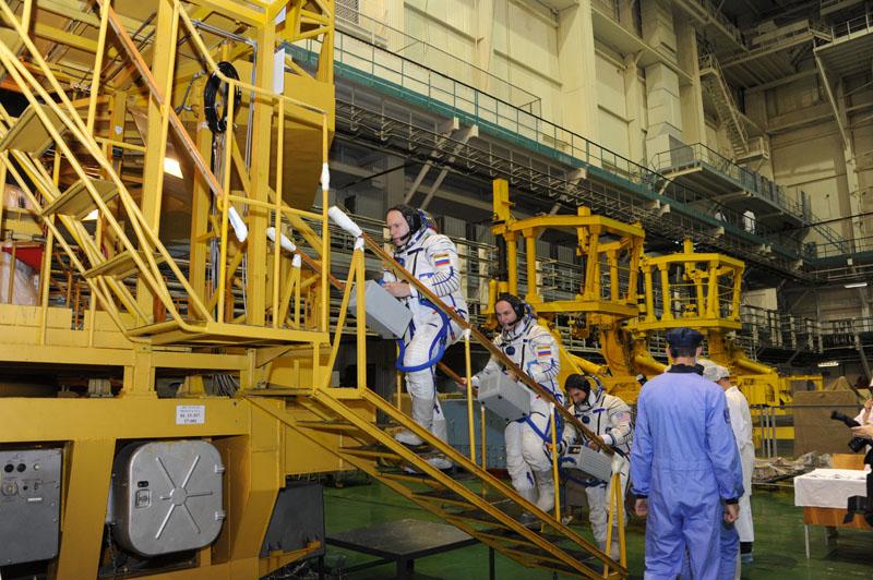 Lancement & fin de mission de Soyouz TMA-10M  Soyuz_67