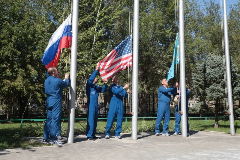 Lancement & fin de mission de Soyouz TMA-10M  Soyuz_68