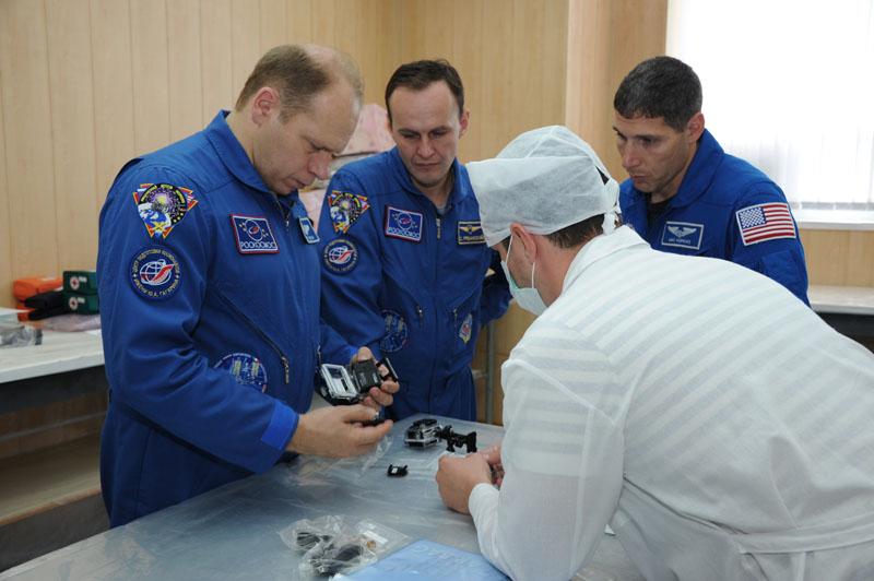 Lancement & fin de mission de Soyouz TMA-10M  Soyuz_69