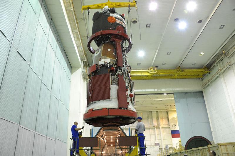 Lancement & fin de mission de Soyouz TMA-10M  Soyuz_71