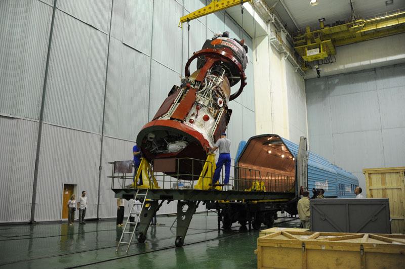 Lancement & fin de mission de Soyouz TMA-10M  Soyuz_73