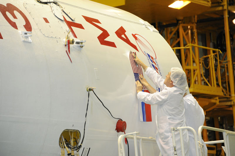 Lancement & fin de mission de Soyouz TMA-10M  - Page 2 Soyuz_84