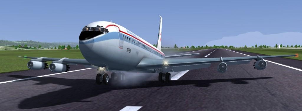 Le 707 nouveau est arrivé... 707-110