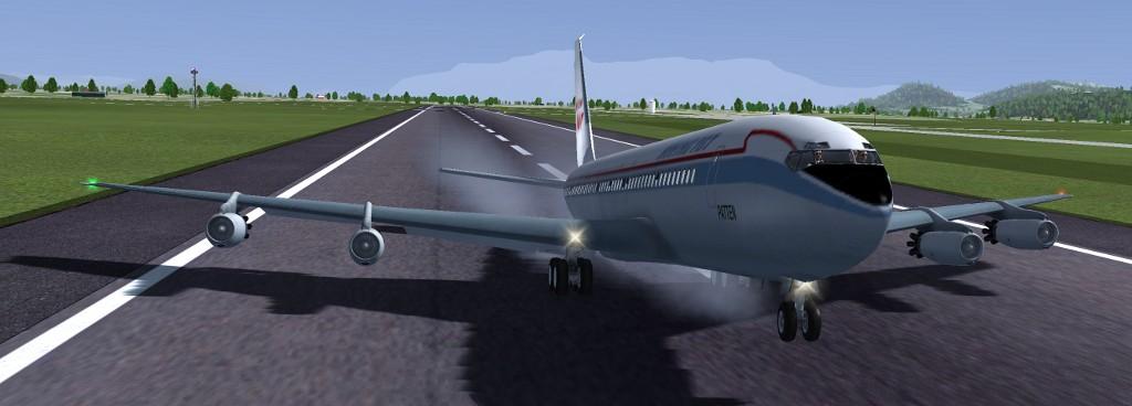 Le 707 nouveau est arrivé... 707-210