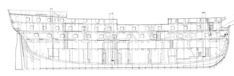 HMS Cumberland 1774, 1:36  Ndddnd12