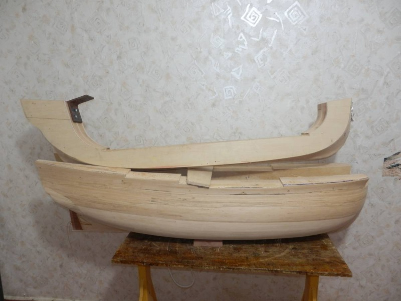 HMS Cumberland 1774, 1:36  P3071211