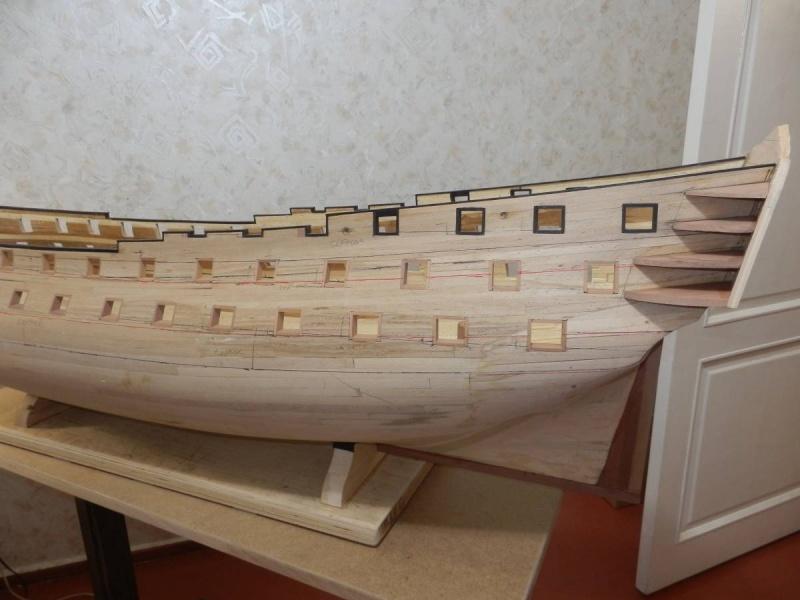HMS Cumberland 1774, 1:36  P3241310