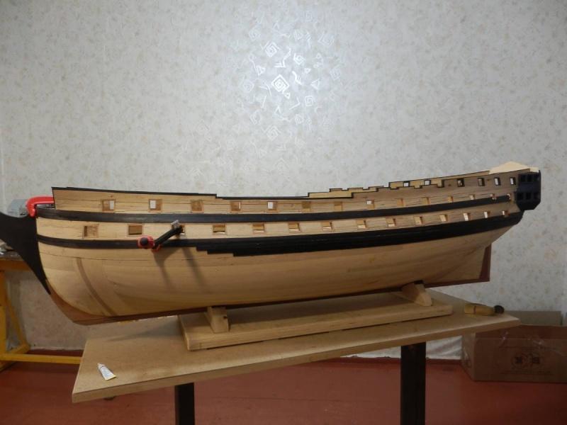 HMS Cumberland 1774, 1:36  P3281310