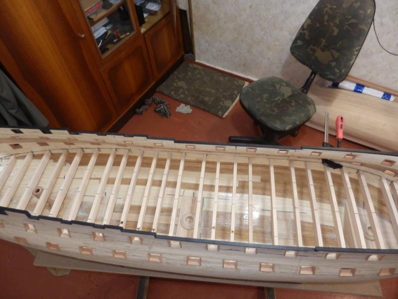 HMS Cumberland 1774, 1:36  P3281311