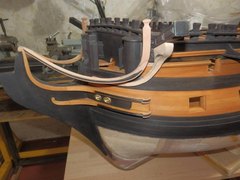HMS Cumberland 1774, 1:36  P6011710